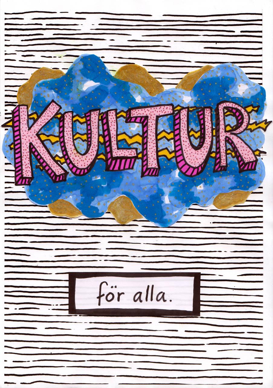 Kultur för alla - Emilie Sundberg