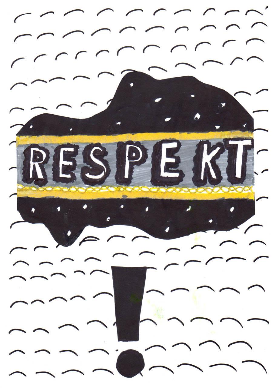 Respekt - Albin Aho