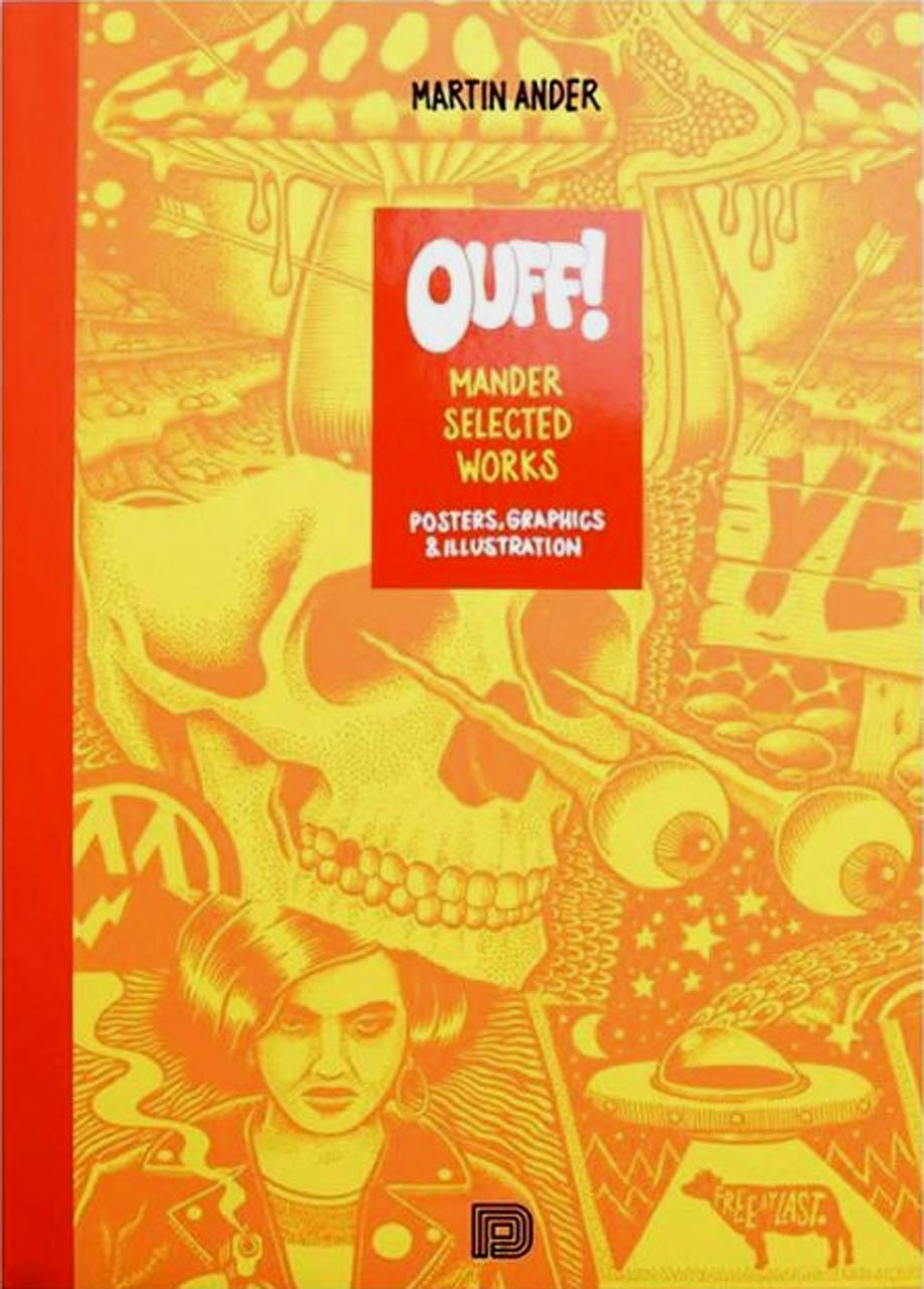 OUFF! Bok av Björn Almqvist och Martin Ander 2018 - Förlag Dokument Press