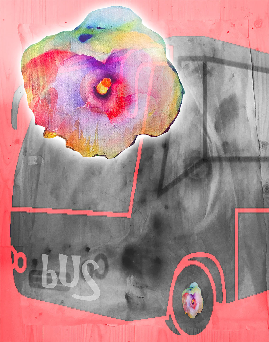 Bus - Inger Wilhelmsson 2021