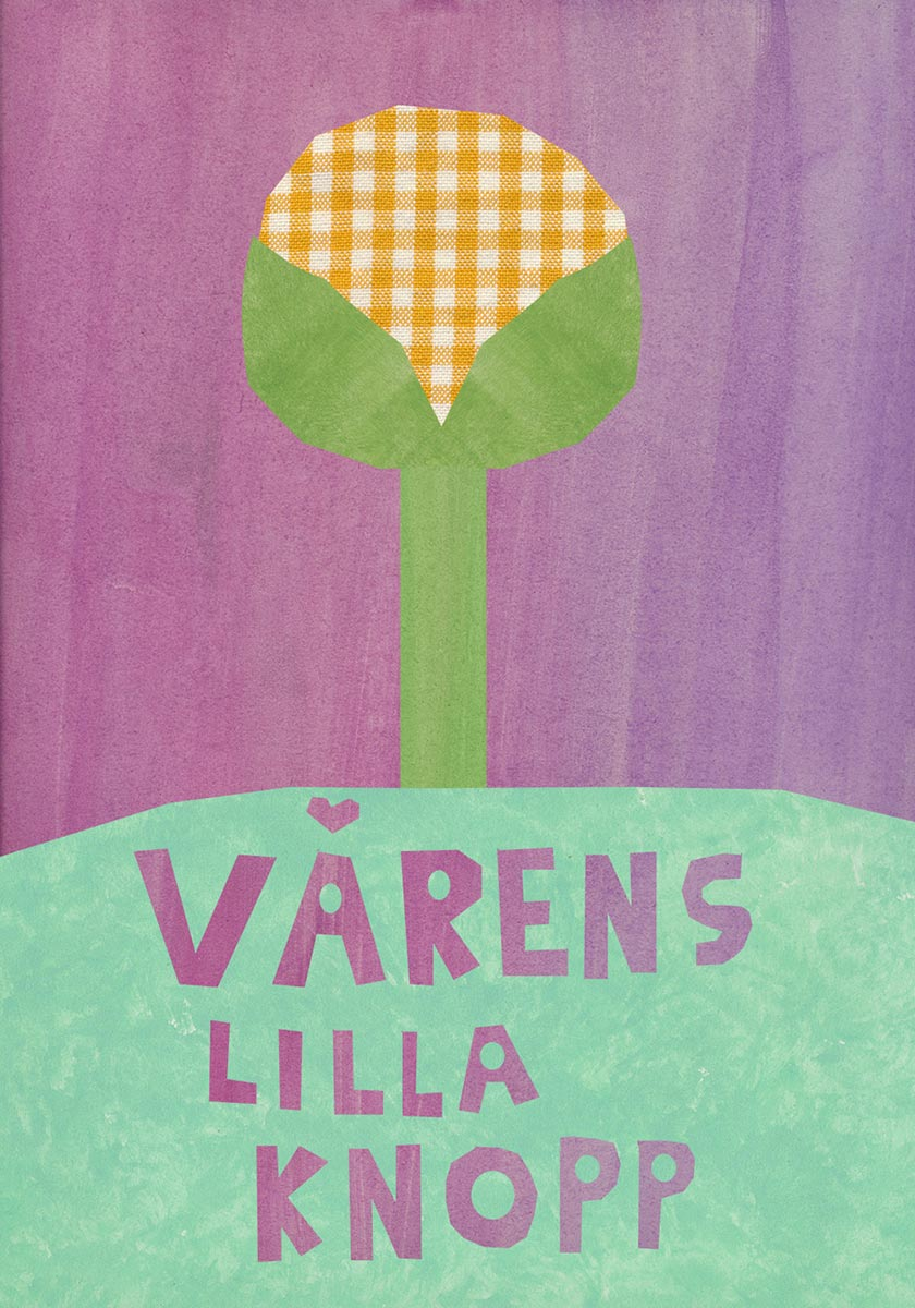 Vårens lilla knopp - Ingela Hahlin 2021
